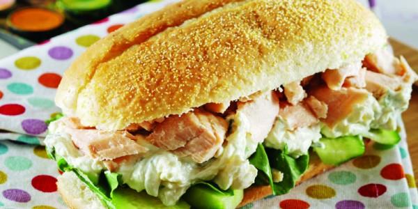 Tavuk Etli Sandviç