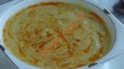 Köri Soslu Tavuk Çorbası