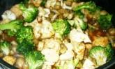Mantarlı Sebze Yemeği