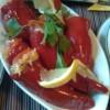 Zeytinyaglı Kırmızı Biber Dolması