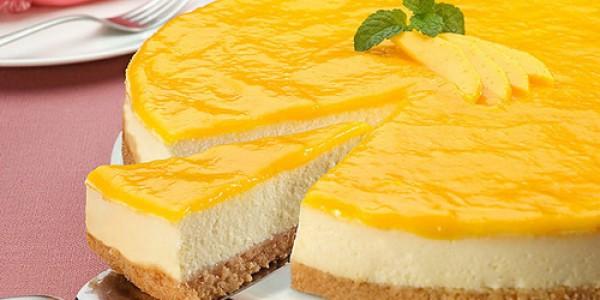 Limonlu Cheese Cake
