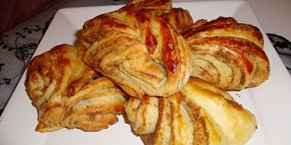 Tarçınlı Minik Çörekler