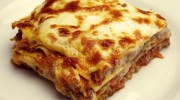 Patatesli Tavuklu Lazanya