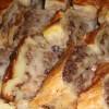 Baklava Yufkasında Kıymalı Börek
