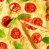 Kaşarlı Domatesli Pizza
