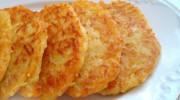 Kaşarlı Patates Mücver