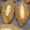 Kaşarlı Peynirli Simit Poğaça
