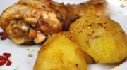 Patatesli Tavuk Baget