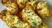 Peynirli Çıtır Ekmek