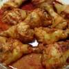 Fırında Salçalı Tavuk