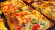 Çıtır Ekmek Pizza