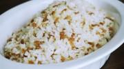 Yıldız Şehriyeli Pirinç Pilavı