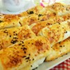 Peynirli Çıtır Rulo Börek