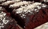 Pastane Usulü Kakaolu Islak Kek