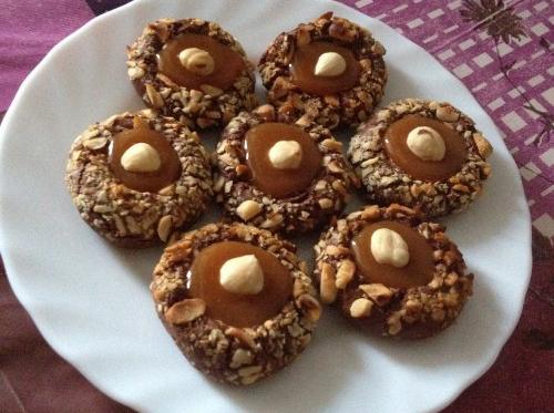 karamelli-kurabiye