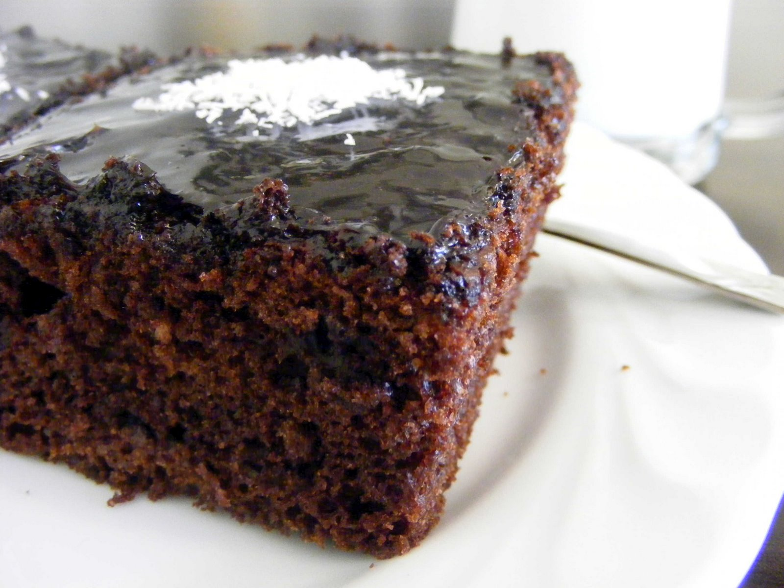 En iyi ıslak kek tarifi