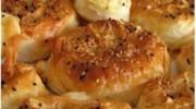 Sütlü Gül Böreği
