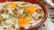 Mantarlı Yumurta